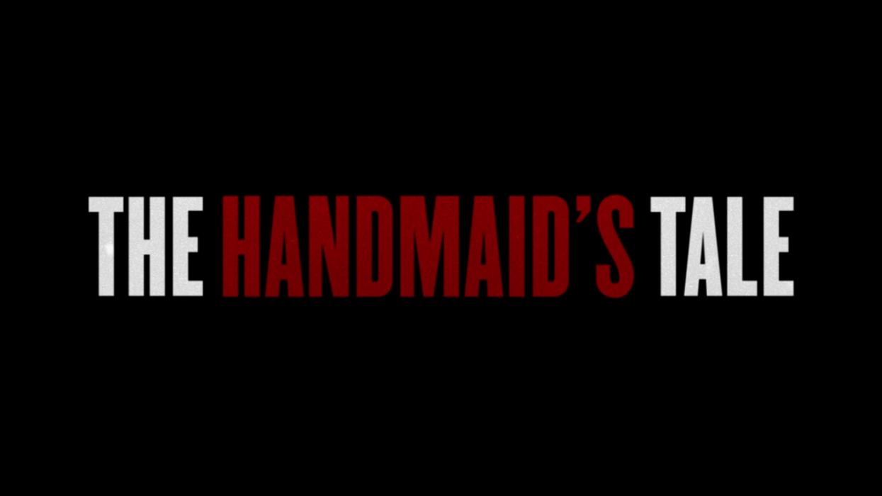 The Handmaid's tale logo