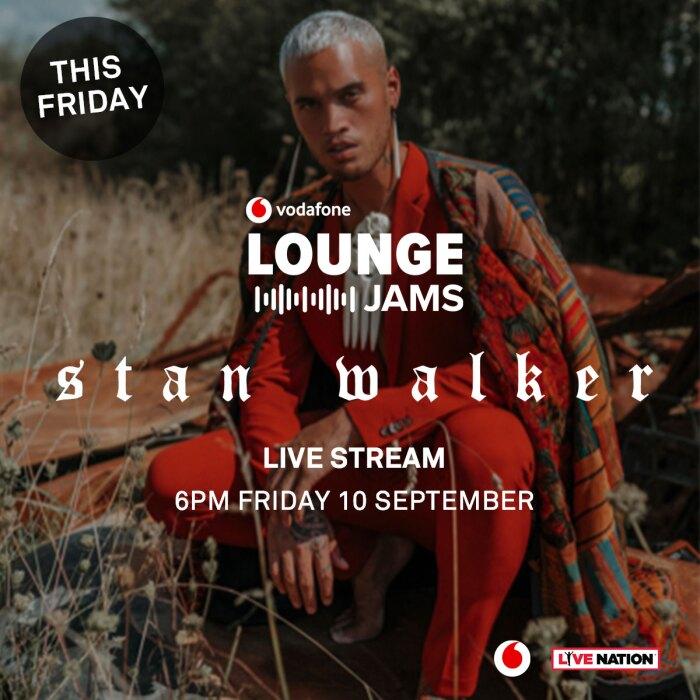 stan walker lounge jams